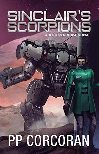 Sinclair's Scorpions (The Omega War Book