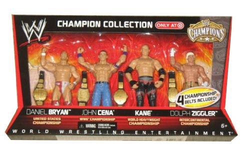 Galleon Mattel Wwe Wrestling Exclusive Champion