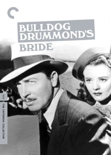 Bulldog Drummond's Bride -