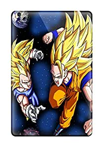 New Style New Design Shatterproof Case For Ipad Mini 2 (goku And Vegeta) 4221276J81021157