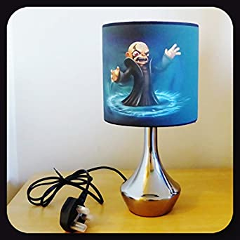 SKYLANDERS TRAP TEAM KAOS - BEDSIDE LAMP - BOYS BEDROOM LIGHT ...