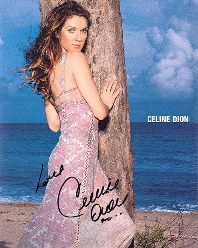 celine-dion-autographed-preprint-signed-photo-1