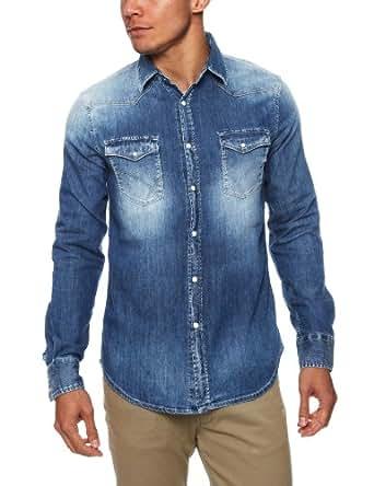 Camisas Gas blue Hombre - KANT_150767_20294_W139 - L