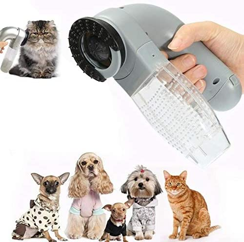 Aspiradora eléctrica para el Cuidado del Pelo de Mascotas de 3 de Abril: Amazon.es: Productos para mascotas