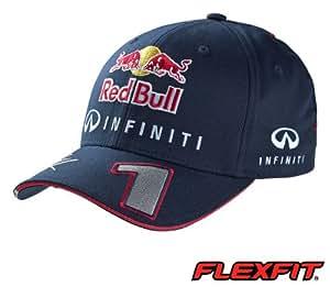 Red Bull Racing Sebastian Vettel Cap 1, Infiniti - Gorra para niño