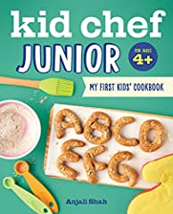 The family that cooks together stays together ― here's the cookbook that introduces kids to the kitchen.              Children are naturally curious about what goes on in the kitchen, and are eager to step up to the counter th...
