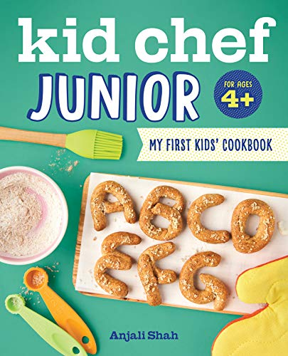Kid Chef Junior: My First Kids Cookbook