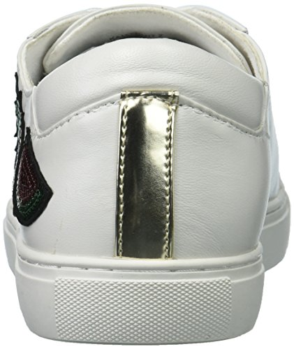 Kenneth WoMen Sneaker White up 2 York Cole Lace Fruit Patch Kam New grnqgxPf