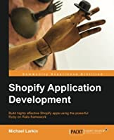 Shopify Application Development Front Cover