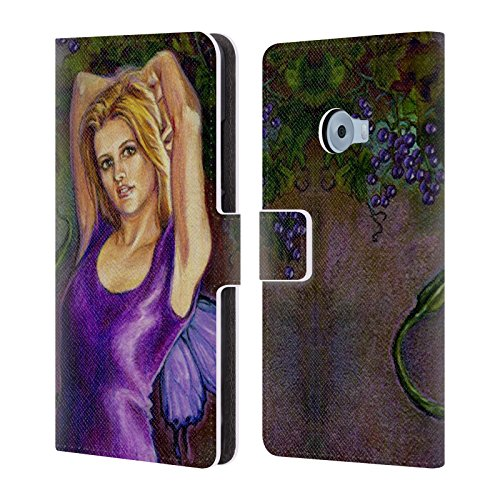 Leather Erin (Official Jane Starr Weils Erin Fairies 2 Leather Book Wallet Case Cover For Xiaomi Mi Note 2)