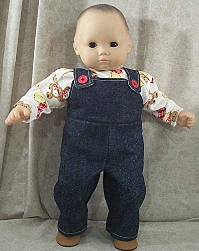 Doll Clothes Baby Hand Made 4 American Girl Boy 15