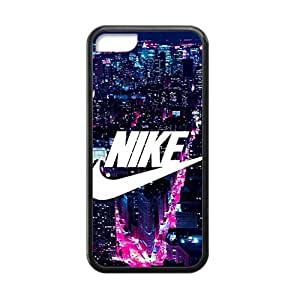 QQQO The famous sports brand Nike fashion cell phone case for iPhone 5C