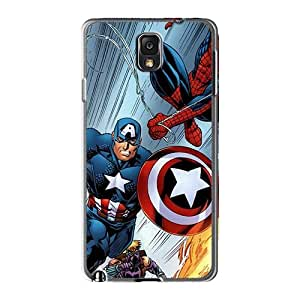 AnnaDubois Samsung Galaxy Note3 Scratch Protection Phone Covers Support Personal Customs Colorful Cartoon Movie 2014 Image [spP10837yOcy]