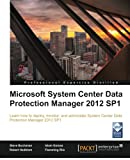 Microsoft System Center Data Protection Manager 2012 SP1
