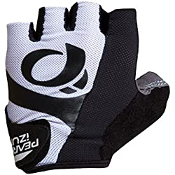 Pearl Izumi - Ride Men's Select Cycling Gloves, Grey/White, Large
