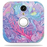 MightySkins Skin for Blink Home Security Camera - Dreamy Reef | Protective, Durable, and Unique Vinyl Decal wrap Cover | Easy to Apply, Remove, and Change Styles | Made in The USA