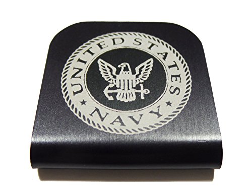 Navy USN Morale Tags Hat Clip for Tactical Patch Caps