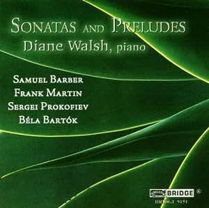 Diane Walsh: Sonatas and Preludes