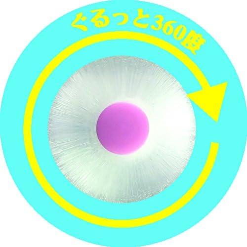 gr/ün YUIO/® Flaschenb/ürste 5er-Set Babyprodukte 360-Grad-Schwammflaschenb/ürste mit Nippelb/ürste Strohb/ürste F/ünfteiliges Set