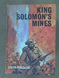 img - for King Solomon's Mines (Standard Book Number 87636-003-7) book / textbook / text book