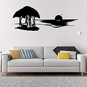 Wall Stickers, Wall Decals, Wall Paintings, Wall Tattoos, Wall Posters,Sunrise Wall Stickers Home Furnishing Decorative Wall Sticker Removable Wall Sticker Decoration Accessories Murals