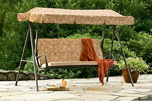 The Outdoor Patio Store Replacement Canopy for Jaclyn Smith Today Addison Swing Review