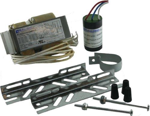 ROBERTSON 3P10002 ALU0070H04912 mHID, High Pressure Sodium, 70 Watt (S62), 120/208/240/277Vac., 60Hz, Quad Tap, HX-HPF Ballast Kit (Pressure High Tap Sodium Quad)