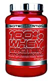 Scitec Nutrition 100% Whey Protein Professional, Chocolate, 2.5 Pound