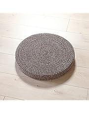 Tekaopuer 40 cm/45 cm Ronde Poef Tatami Kussen VloerkussenMeditatie Zachte Yoga Mat voor Thuis Accessoires