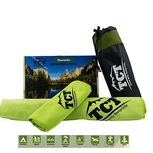 Camping Outdoor Towel Set lightweight product image