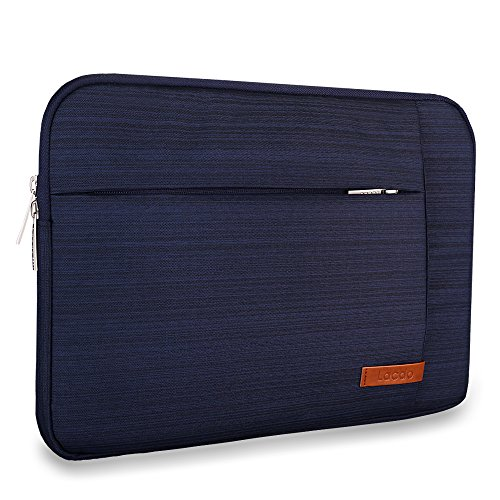 Lacdo Inch Sleeve for ASUS Toshiba Satellite, Acer HP Notebook Repellent, Blue