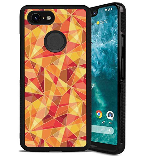- Cell Phone Case Compatible for Google Pixel 3 XL (2018) 6.3