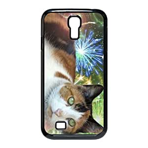 Custom Because Cats Back Cover Case for SamSung Galaxy S4 I9500 MNS-365