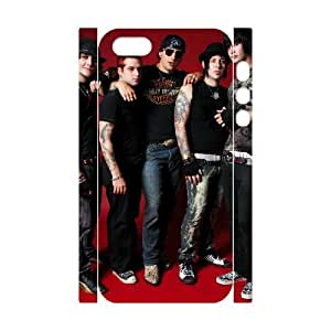 3D Pictures of Avenged Sevenfold Case For Sam Sung Note 3 Cover Case, Cute Cheap Case Case For Sam Sung Note 3 Cover Luxury Stevebrown5v {White}