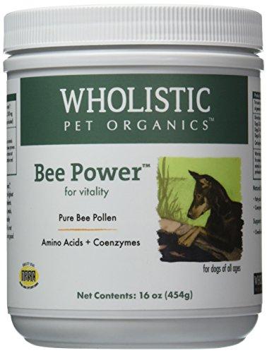 Wholistic Pet Organics Bee Powder Supplement, 1 lb Review