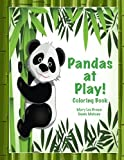 img - for Pandas at Play! Coloring Book book / textbook / text book