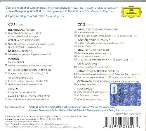 Rene Kollo - From Mary Lou To Meistersinger [2 CD]