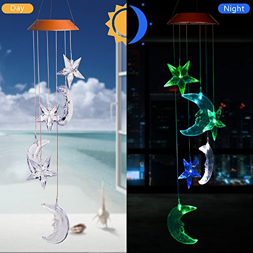 Colour Changing Led Star Lights - 5