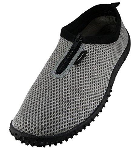 The Wave - Mens Aqua Shoe (7, Grey)