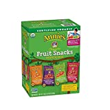 #4: Annie's Organic Bunny Fruit Snacks, Variety Pack, 42 Pouches 0.8 oz Each