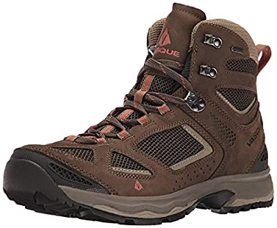 Vasque Mens Breeze 3.0 Gore-TEX Hiking Boot,Brown Olive/Bungee Cord,US 13 W