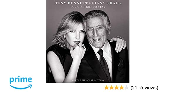 Tony bennettdiana krall love is here to stay amazon music thecheapjerseys Image collections