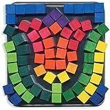 Magnetic Color Cubes - Set of 100
