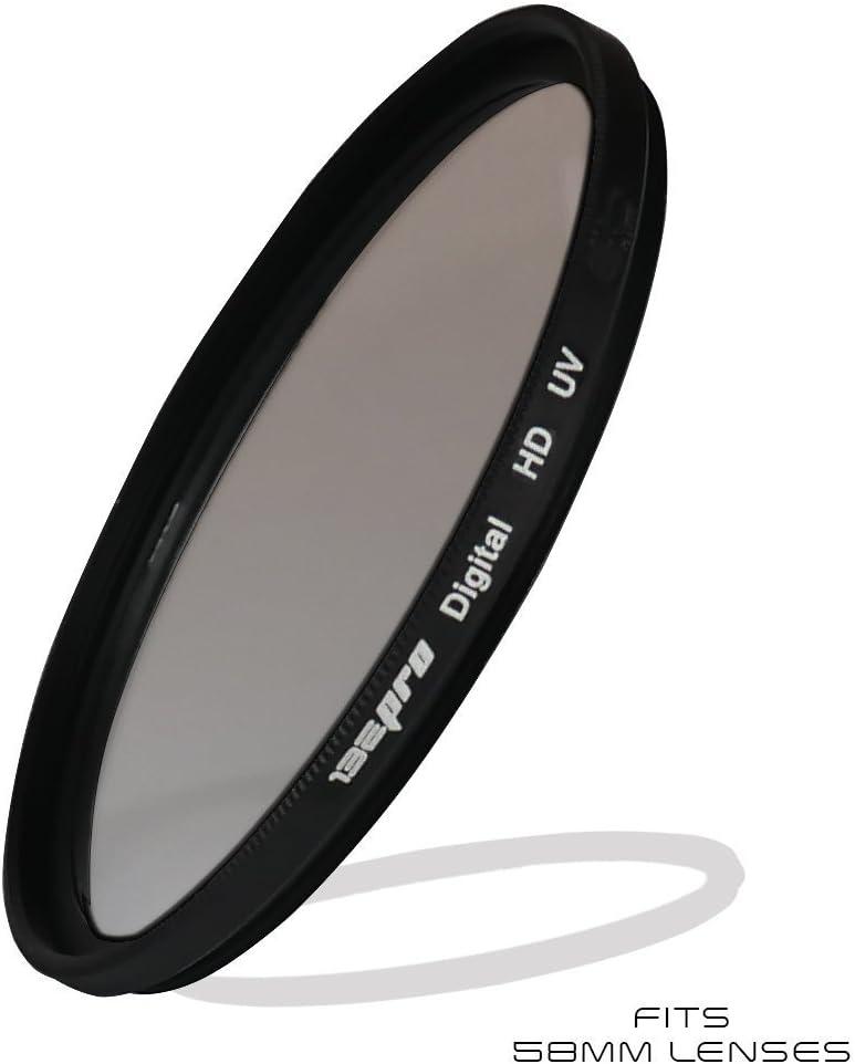 Canon EF 75-300mm f//4.0-5.6 III USM 58mm Ultraviolet Filter 58 mm UV Filter Premium Pro 58mm HD MC UV Filter for 58mm UV Filter