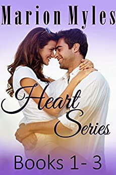 Heart Series: Books 1 - 3 by [Myles, Marion]