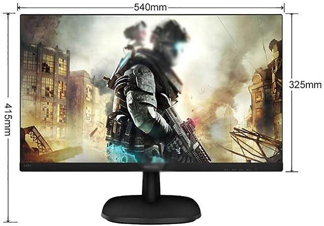 YXSP Monitores Pantalla De Protección Ocular WLED, Monitor De Computadora De Oficina con Pantalla LCD De 23.8 Pulgadas (Full HD 1920 * 1080, Interfaz HDMI VGA DVI Audio): Amazon.es: Hogar
