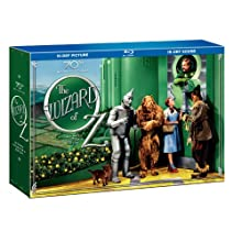 The Wizard of Oz (70th Anniversary Ultimate Collector's Edition) [Blu-ray] (1939)
