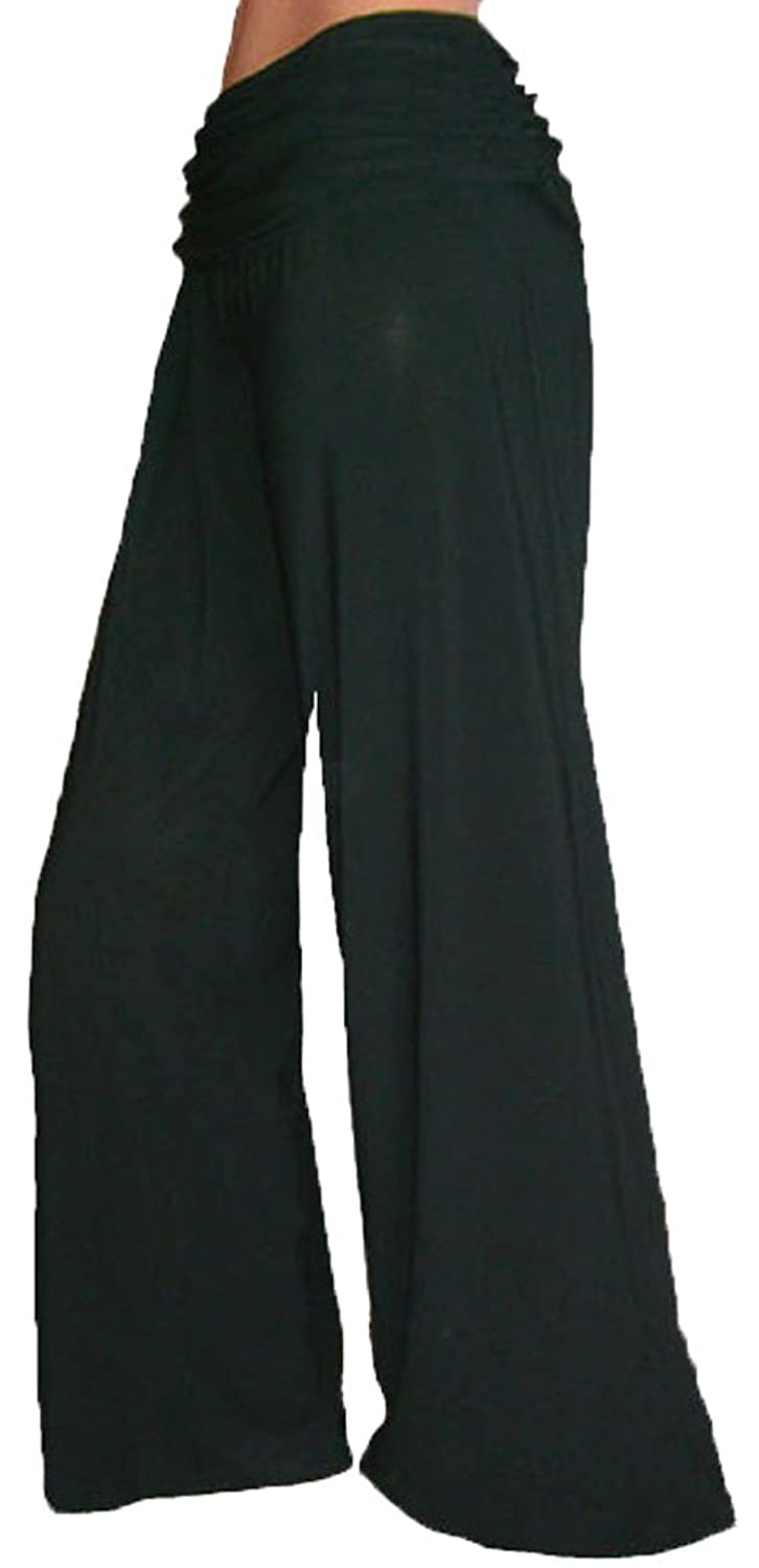 83c35390ba0ce Funfash Plus Size Gaucho Flare Long Black Palazzo Pants Women Plus Size  Pants cheap · new Maxine of Hollywood Women s Plus-Size Cougar Tiered Mio  One Piece ...