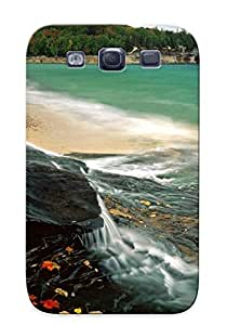 Galaxy S3 Case Cover With Design Shock Absorbent Protective Yaqoaw-6242-keuoiqw Case
