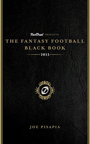 FanDuel Presents: The Fantasy Football Black Book 2015 Edition Pdf